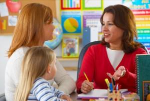 Es importante reunirse con los maestros